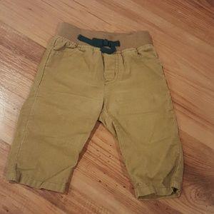 Gymboree Corduroy Khaki Pants